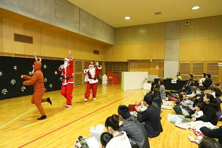 【西新宿園】クリスマス会_a0267292_10282734.jpg