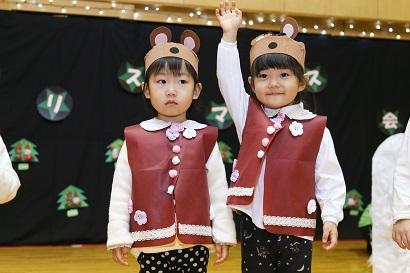 【西新宿園】クリスマス会_a0267292_10315963.jpg