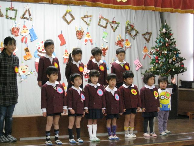 誕生会・クリスマス会_c0107515_1705563.jpg