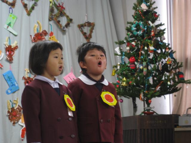 誕生会・クリスマス会_c0107515_172475.jpg