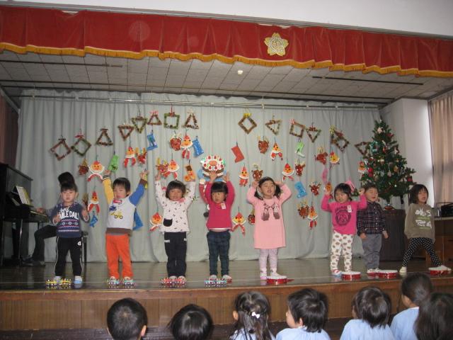 誕生会・クリスマス会_c0107515_1764129.jpg