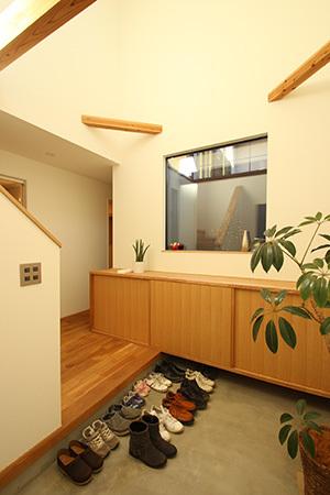 「船橋の家」完成見学会を行いました_f0170331_15314548.jpg