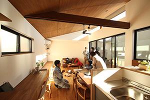 「船橋の家」完成見学会を行いました_f0170331_15315338.jpg