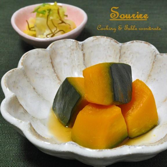 冬至のかぼちゃ煮物と、講座内容のアレンジアイデアと、生徒さんの声。_c0350941_22220003.jpg