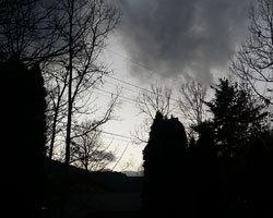 日の入りが一番早い日。_d0050155_09561901.jpg