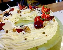 クリスマスケーキ。_d0050155_09562454.jpg