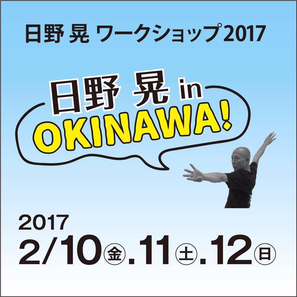 日野晃 OKINAWAワークショプ 2017 春☆_a0142373_22204143.jpg