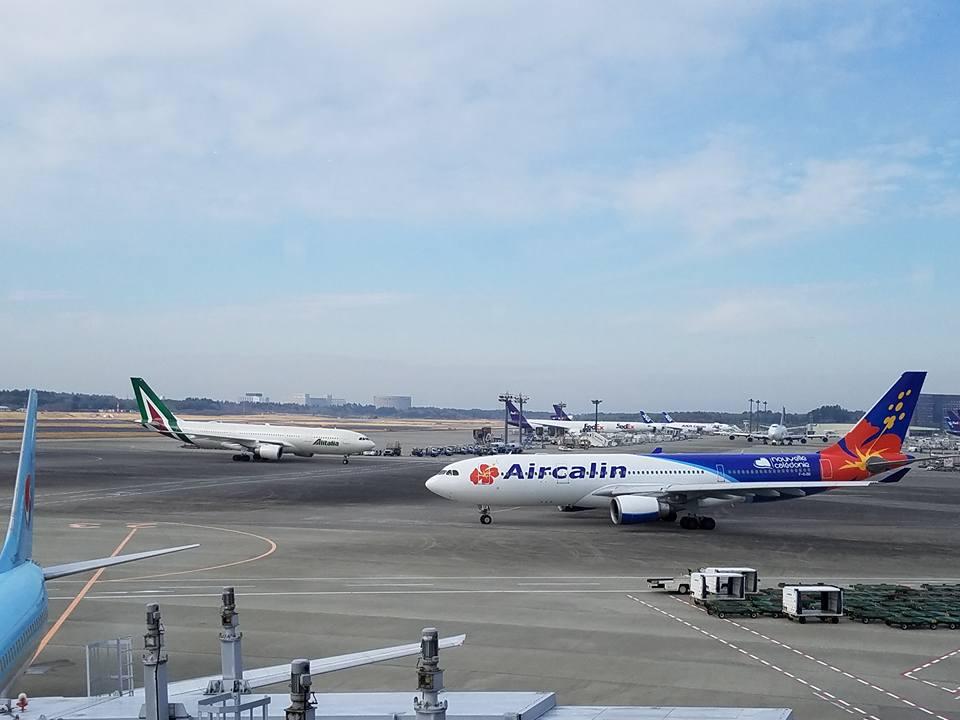 無事に成田空港に到着しました。_c0186691_12124392.jpg