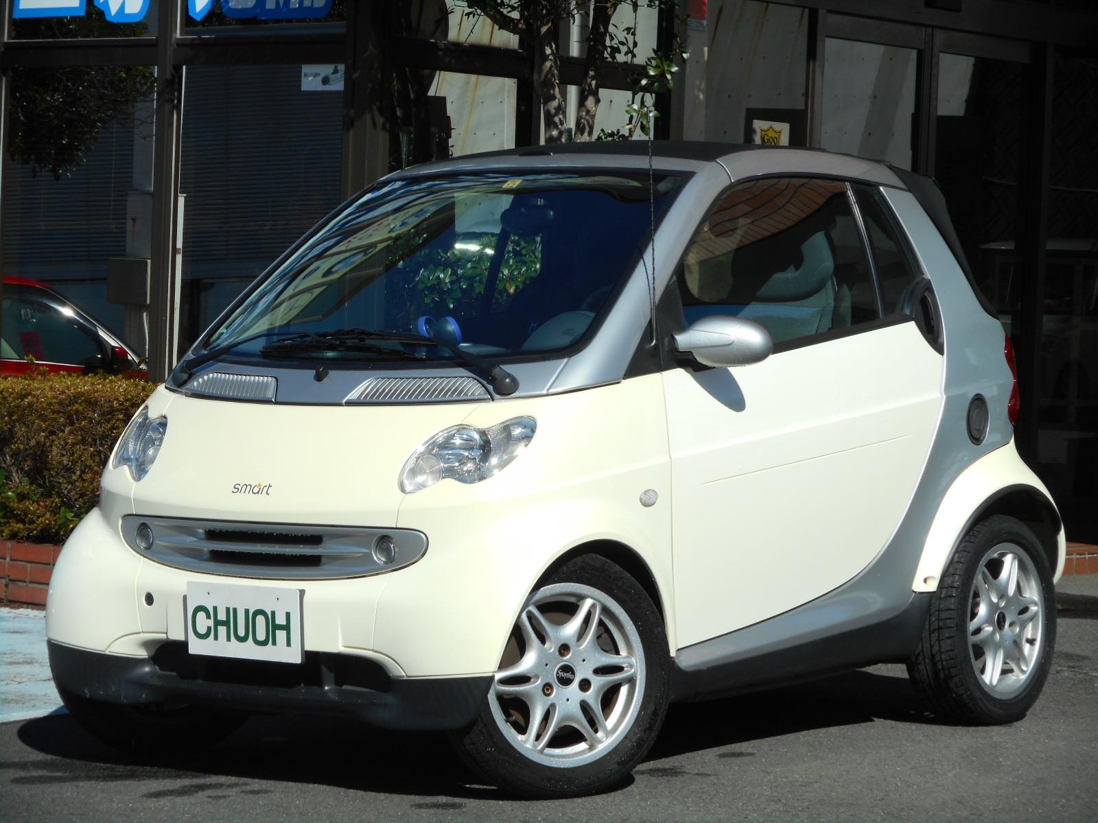 広告掲載車:スマートカブリオ_c0267693_17195348.jpg