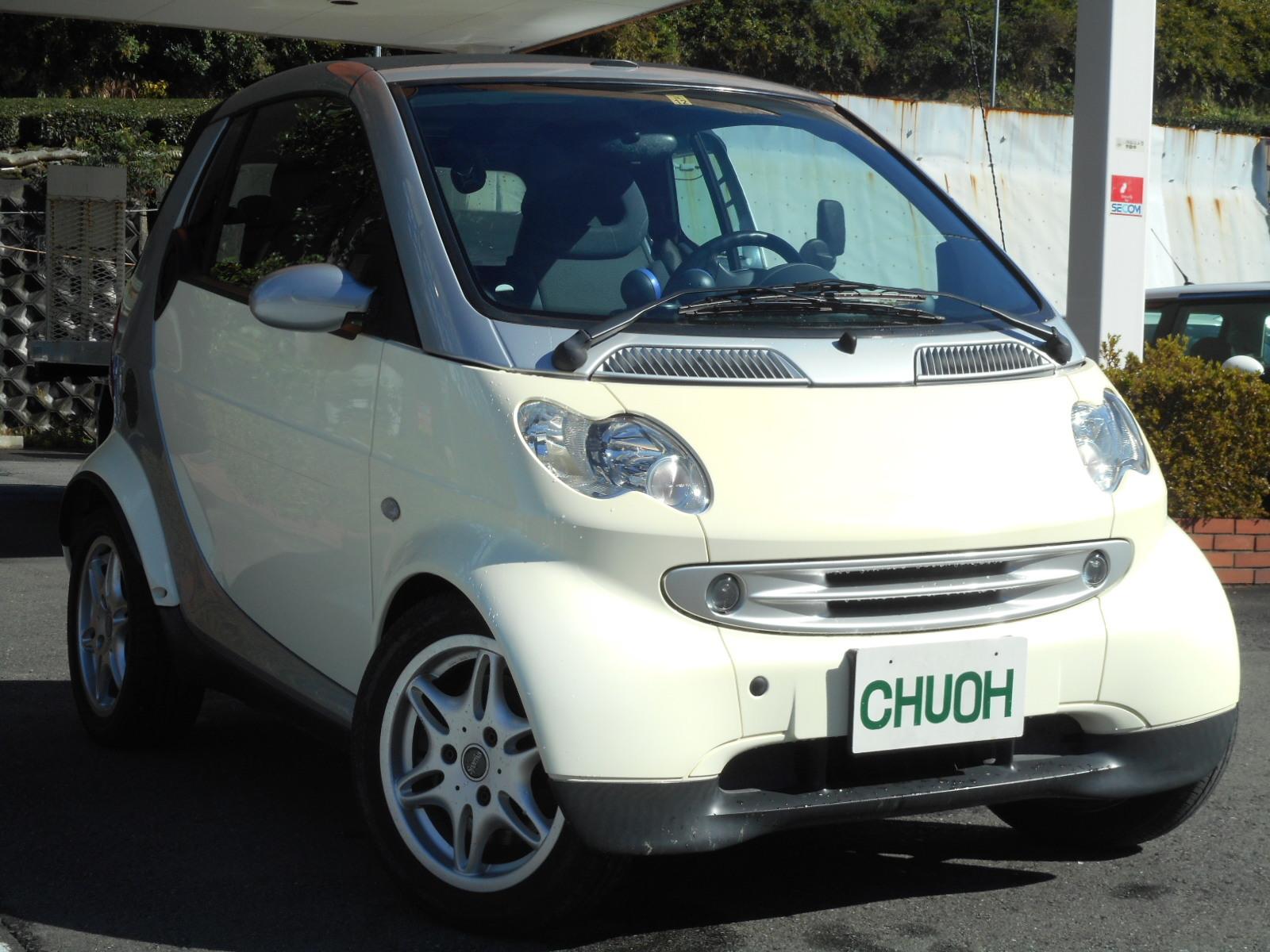 広告掲載車:スマートカブリオ_c0267693_17195603.jpg