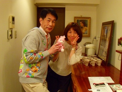 『Think Pink Party』レポート①_c0200917_03052266.jpg