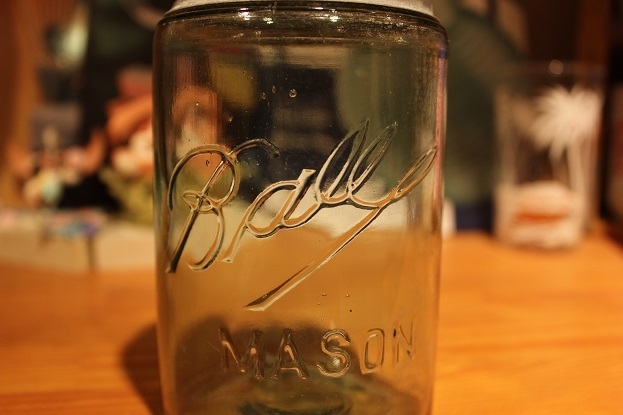 """100年前のBall社 \""""MASON JAR (メイソンジャー)\"""" ご紹介_f0191324_09500708.jpg"""