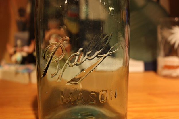 """100年前のBall社 \""""MASON JAR (メイソンジャー)\"""" ご紹介_f0191324_09513652.jpg"""