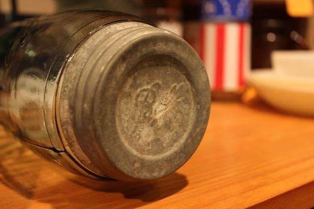 """100年前のBall社 \""""MASON JAR (メイソンジャー)\"""" ご紹介_f0191324_09523087.jpg"""