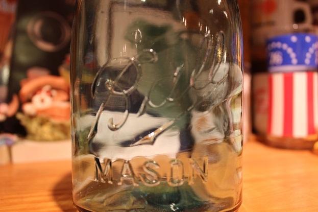 """100年前のBall社 \""""MASON JAR (メイソンジャー)\"""" ご紹介_f0191324_09524299.jpg"""