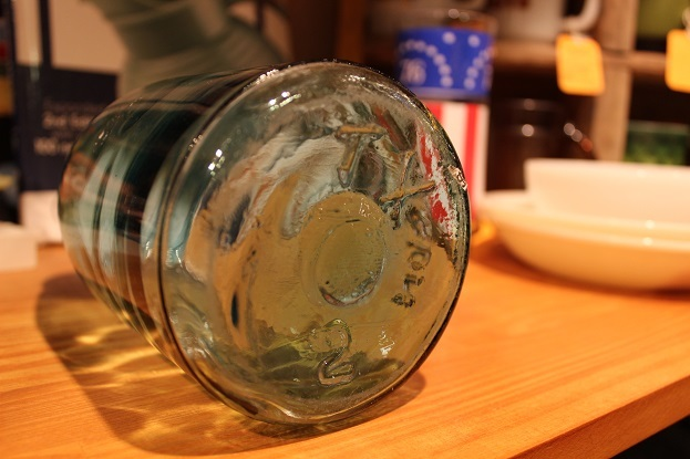 """100年前のBall社 \""""MASON JAR (メイソンジャー)\"""" ご紹介_f0191324_09525174.jpg"""