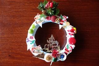Weihnachtsparty beim Kindergarten (クリスマスを前に)_f0224632_2041136.jpg