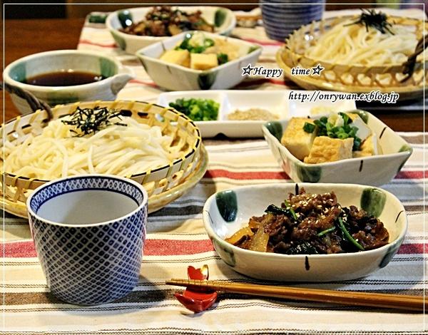 はんぺんカニカマ三つ葉のお団子焼き弁当とおうちごはん♪_f0348032_18181529.jpg