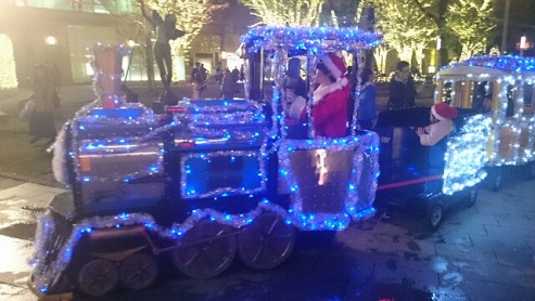 クリスマスイルミネーションin警固公園_e0149436_00429.jpg