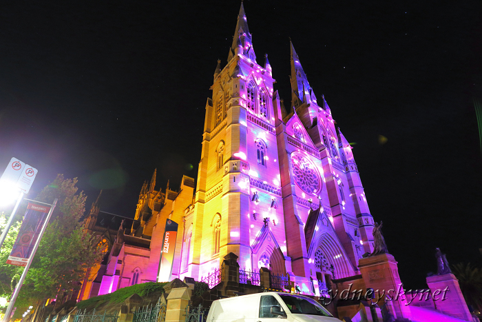 XMAS in sydney 2016 ~5~ St. Mary\'s Cathedral_f0084337_20121306.jpg