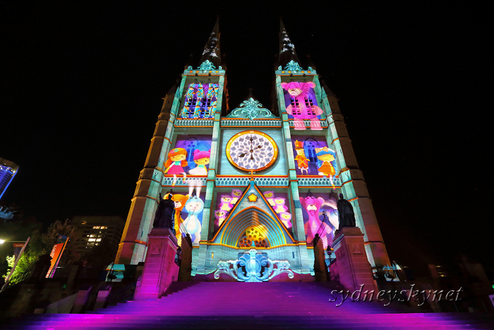 XMAS in sydney 2016 ~5~ St. Mary\'s Cathedral_f0084337_20121420.jpg