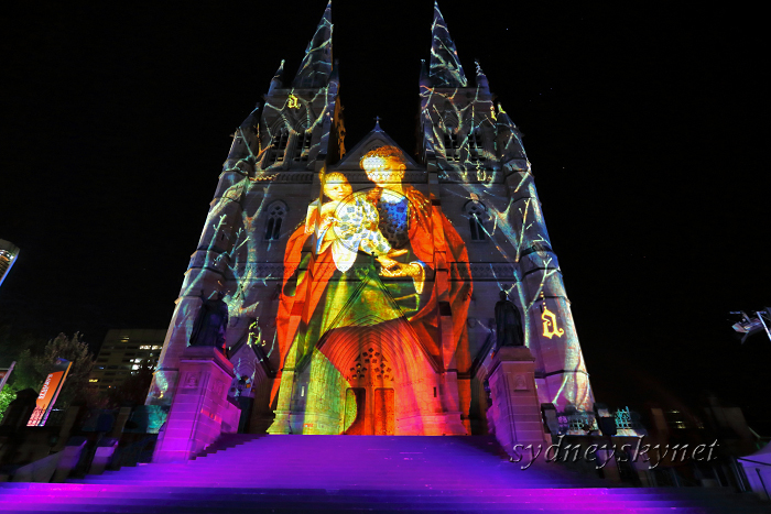 XMAS in sydney 2016 ~5~ St. Mary\'s Cathedral_f0084337_20121588.jpg