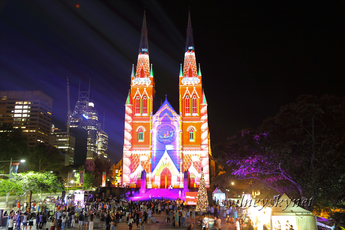 XMAS in sydney 2016 ~5~ St. Mary\'s Cathedral_f0084337_20131437.jpg