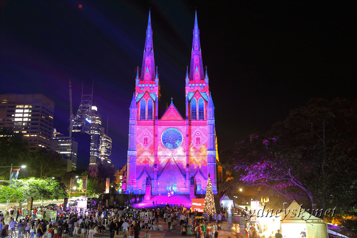 XMAS in sydney 2016 ~5~ St. Mary\'s Cathedral_f0084337_20131513.jpg