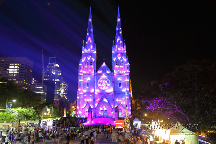 XMAS in sydney 2016 ~5~ St. Mary\'s Cathedral_f0084337_20141372.jpg