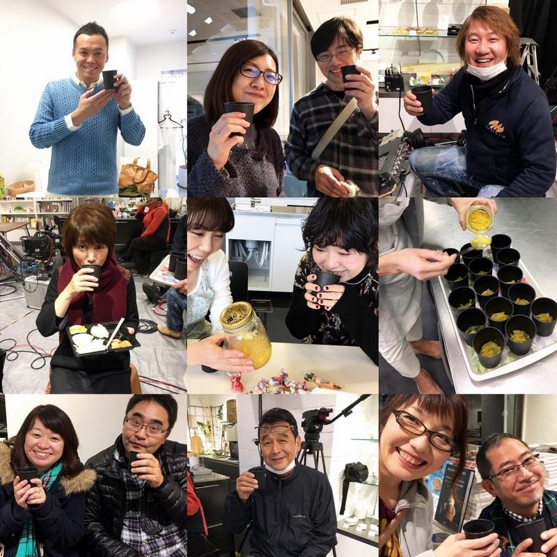 李映林先生&コウ静子先生のお料理教室へ_d0210450_104512.jpg