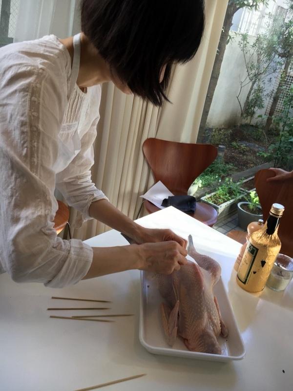 李映林先生&コウ静子先生のお料理教室へ_d0210450_9171685.jpg