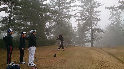 第14回 梶岡建設ジュニアゴルフ月例競技会_f0151251_8402517.jpg