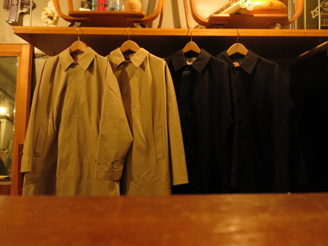 """SOURCE-TAP × TheThreeRobbers ALL WEATHER COAT\""ってこんなこと。_c0140560_1655959.jpg"