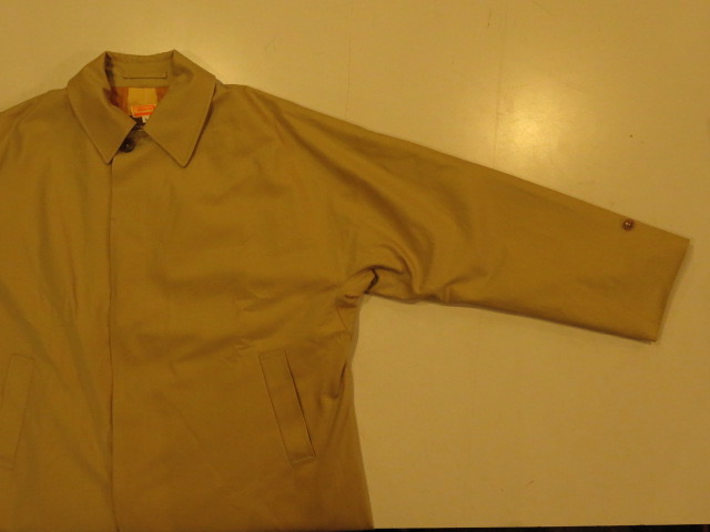 """SOURCE-TAP × TheThreeRobbers ALL WEATHER COAT\""ってこんなこと。_c0140560_16561148.jpg"