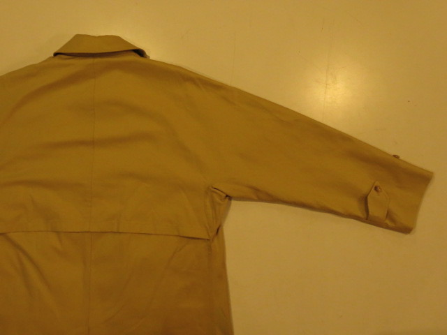 """SOURCE-TAP × TheThreeRobbers ALL WEATHER COAT\""ってこんなこと。_c0140560_16562959.jpg"