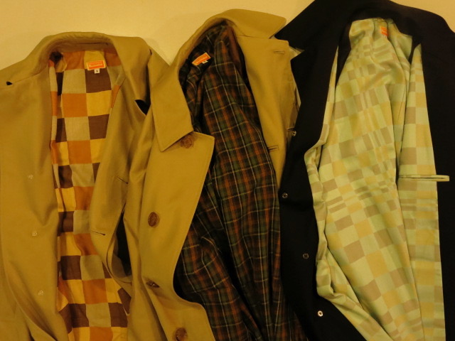 """SOURCE-TAP × TheThreeRobbers ALL WEATHER COAT\""ってこんなこと。_c0140560_16573351.jpg"