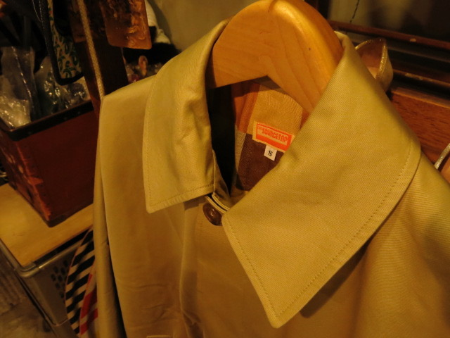 """SOURCE-TAP × TheThreeRobbers ALL WEATHER COAT\""ってこんなこと。_c0140560_1658027.jpg"