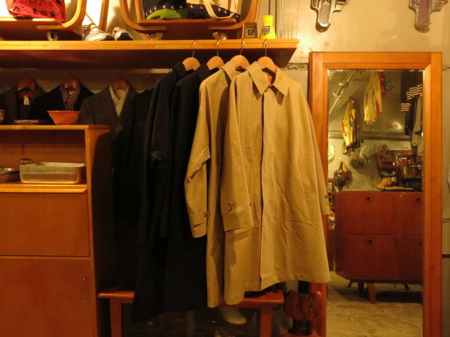 """SOURCE-TAP × TheThreeRobbers ALL WEATHER COAT\""ってこんなこと。_c0140560_16585376.jpg"