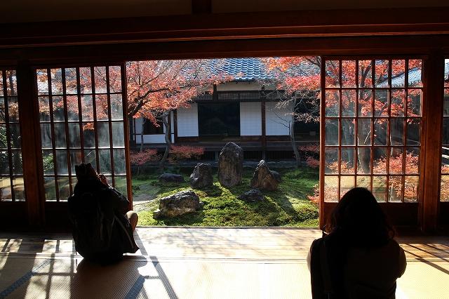 師走の京都を巡るウオーク_b0044663_10574862.jpg