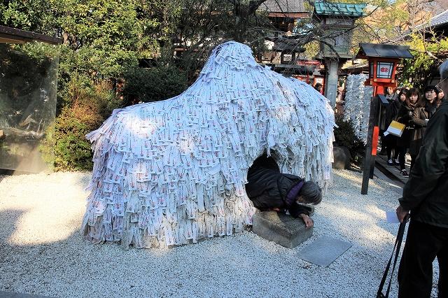 師走の京都を巡るウオーク_b0044663_10585085.jpg