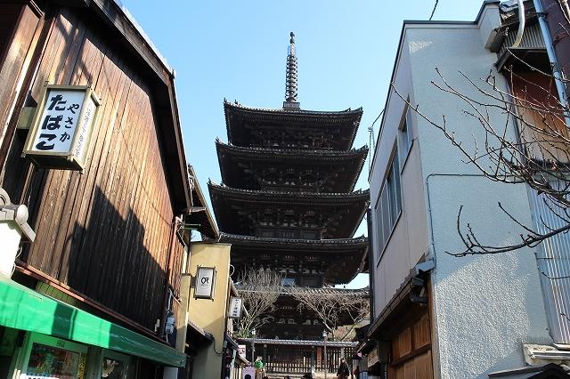 師走の京都を巡るウオーク_b0044663_10592480.jpg