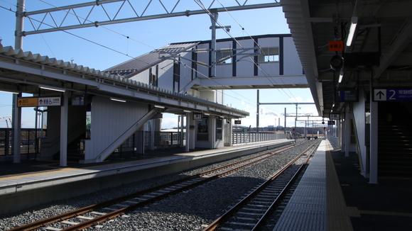JR新地駅 常磐線 浜吉田から相馬間 運転再開!!_d0202264_8402428.jpg