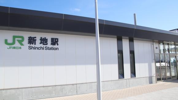 JR新地駅 常磐線 浜吉田から相馬間 運転再開!!_d0202264_8404215.jpg