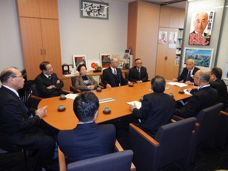 2016.12.14 川内村議会からの要望_a0255967_17511195.jpg