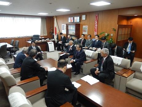 2016.12.21 双葉地方町村会からの要望_a0255967_17561145.jpg