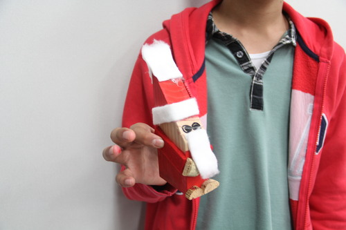クリスマス会2016 サンタ作り_e0167771_1024821.jpg