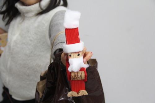 クリスマス会2016 サンタ作り_e0167771_10265777.jpg
