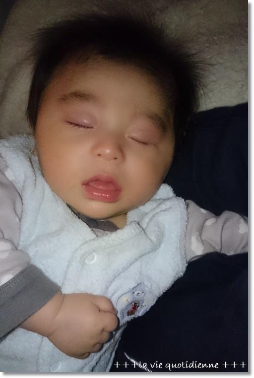 3ヶ月☆2回目の予防接種に行って来ました♪_a0348473_08562457.jpg