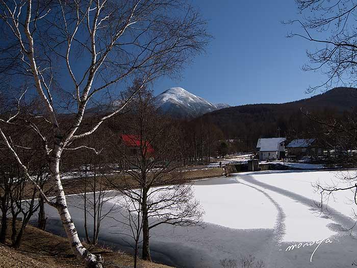 蓼科山を望む_c0085877_624422.jpg