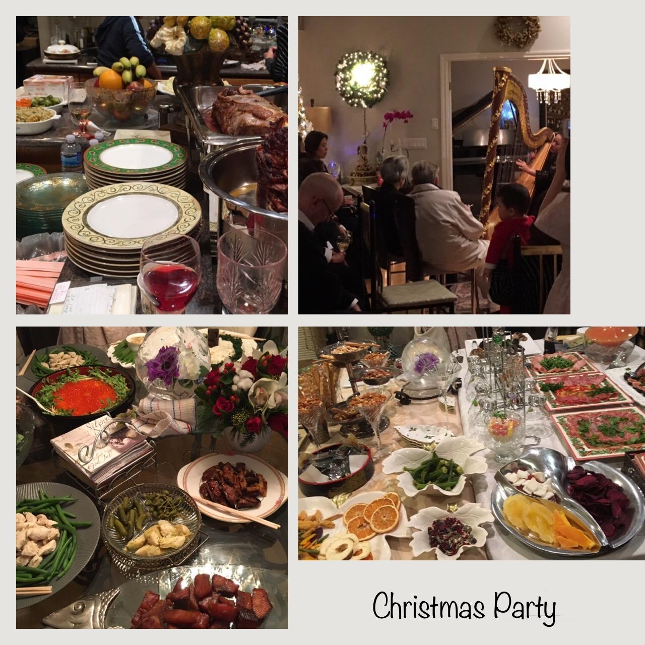 O邸にてクリスマスパーティー_d0129786_18353979.jpg
